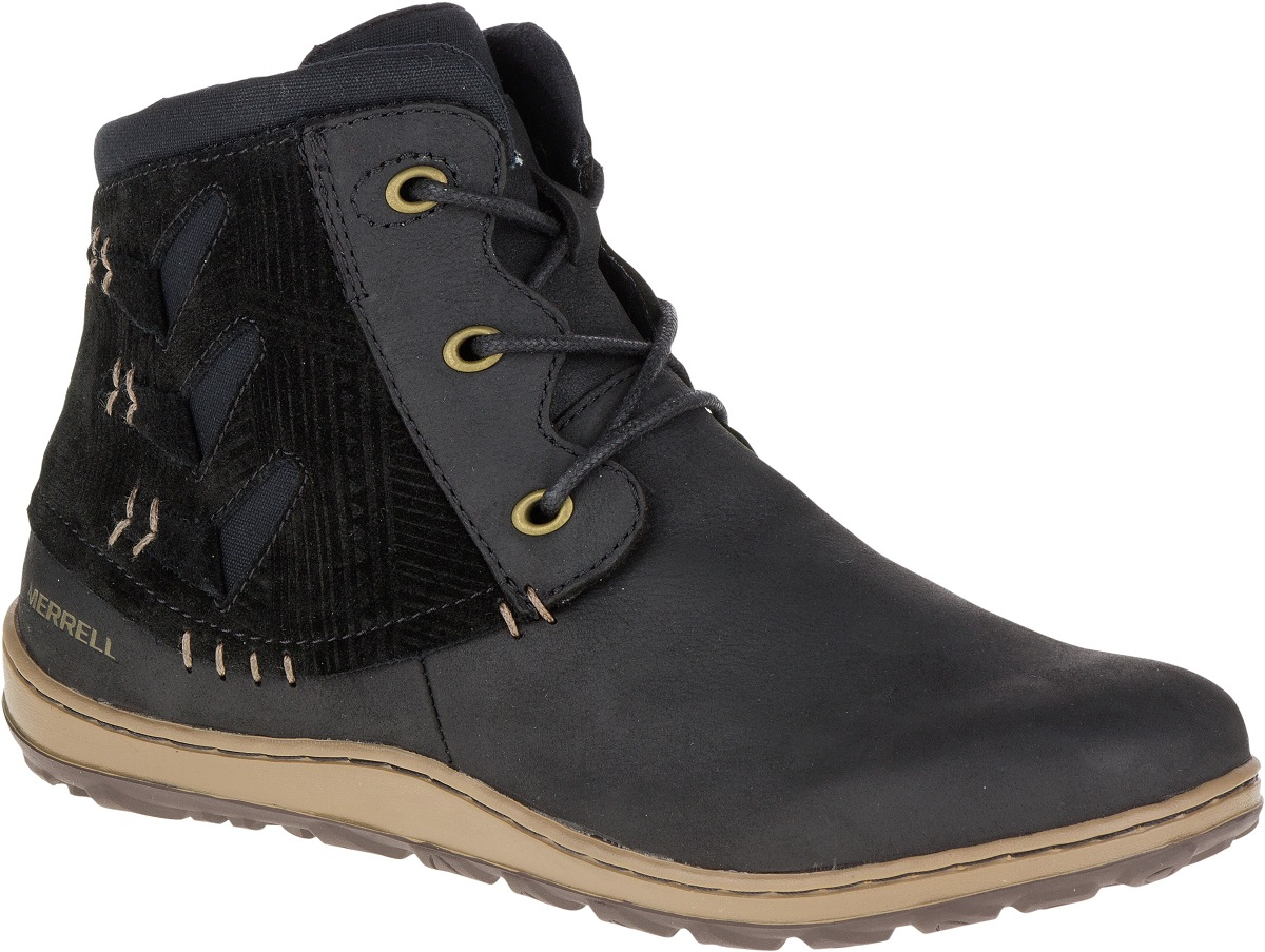 Merrell Casual Ashland Vee Ankle Damenschuhe Sneakers Schuhes Casual Merrell Leder Stiefel All Größe 0eb5f7