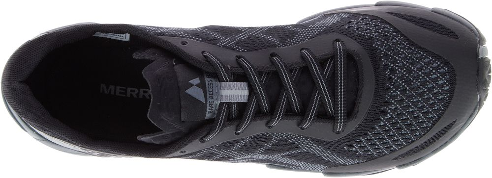 Flex Merrell Baskets Hommes mesh E Access Course Bare De Chaussures Trail rCxwqZCEXv