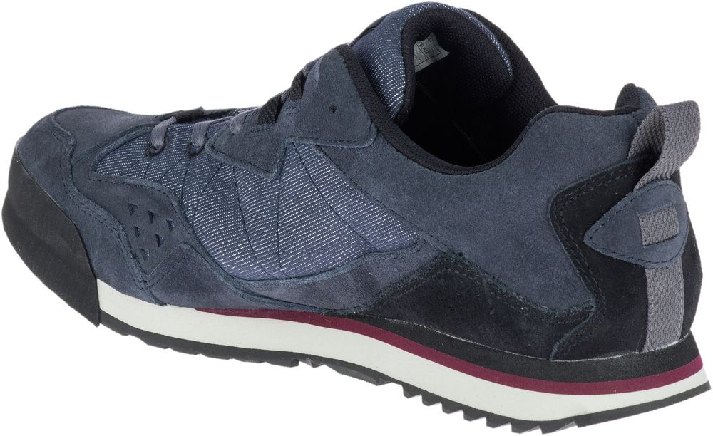 MERRELL-Burnt-Rock-Tura-Denim-Sneakers-Trainers-Athletic-Shoes-Mens-All-Size-New thumbnail 4