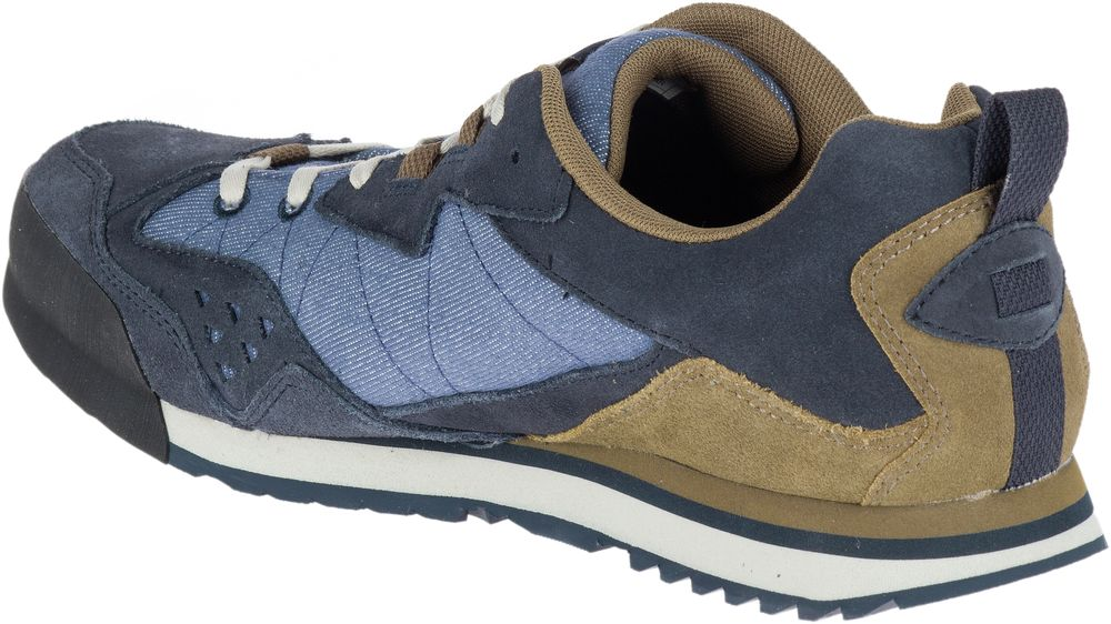 MERRELL-Burnt-Rock-Tura-Denim-Sneakers-Trainers-Athletic-Shoes-Mens-All-Size-New thumbnail 9