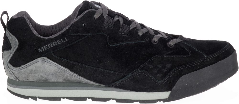MERRELL-Burnt-Rock-Tura-Suede-Sneakers-Casual-Athletic-Trainers-Shoes-Mens-New thumbnail 3