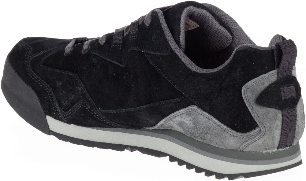 MERRELL-Burnt-Rock-Tura-Suede-Sneakers-Casual-Athletic-Trainers-Shoes-Mens-New thumbnail 4