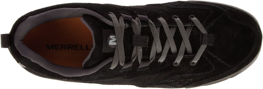 MERRELL-Burnt-Rock-Tura-Suede-Sneakers-Casual-Athletic-Trainers-Shoes-Mens-New thumbnail 5