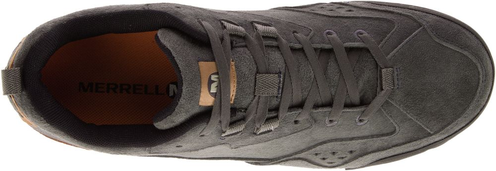 MERRELL-Burnt-Rock-Tura-Suede-Sneakers-Casual-Athletic-Trainers-Shoes-Mens-New thumbnail 10