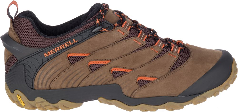 MERRELL Chameleon 7 de Marche de Randonnée Baskets Chaussures pour Hommes