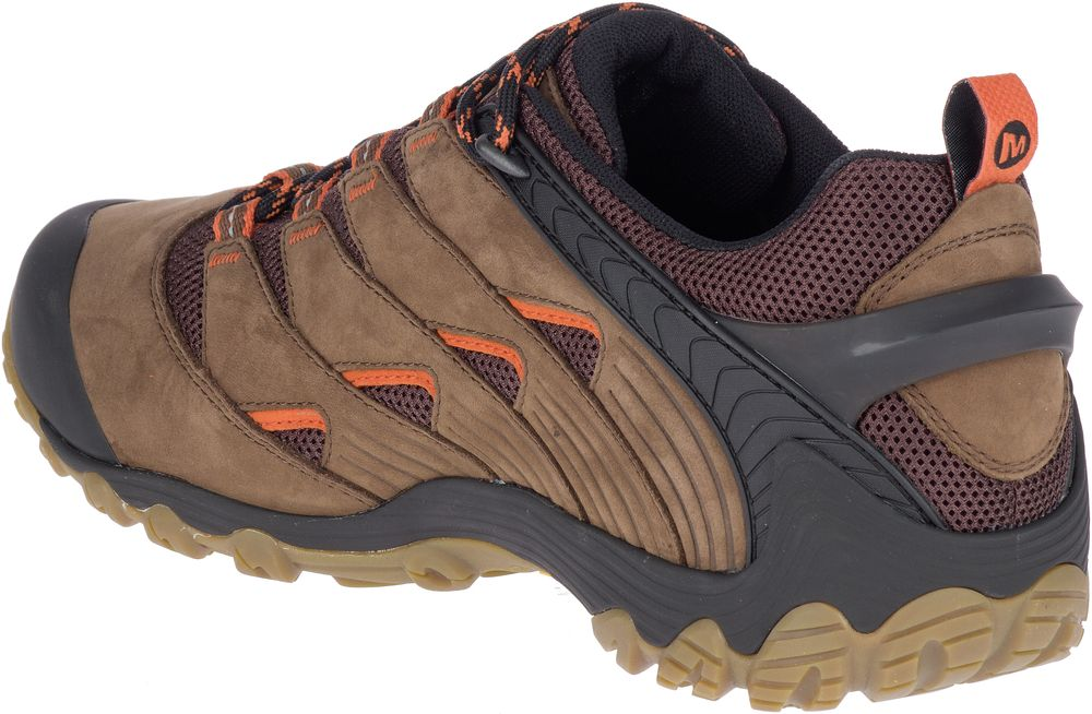 MERRELL-Chameleon-7-Outdoor-Randonnee-Sport-Baskets-Chaussures-Homme-Neuf miniature 19