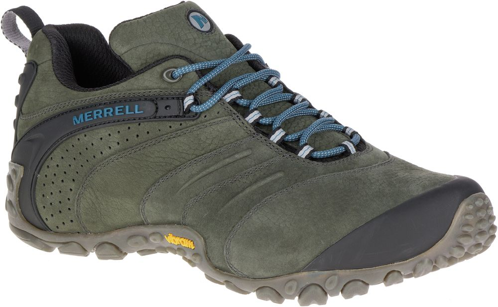 MERRELL Chameleon II LTR Outdoor Outdoor Outdoor Hiking Trekking Trainers Athletic Shoes Mens 489a39