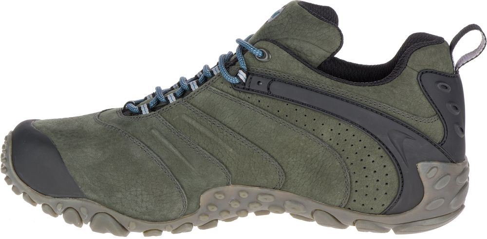 MERRELL-Chameleon-II-LTR-Outdoor-Hiking-Trekking-Trainers-Athletic-Shoes-Mens thumbnail 3