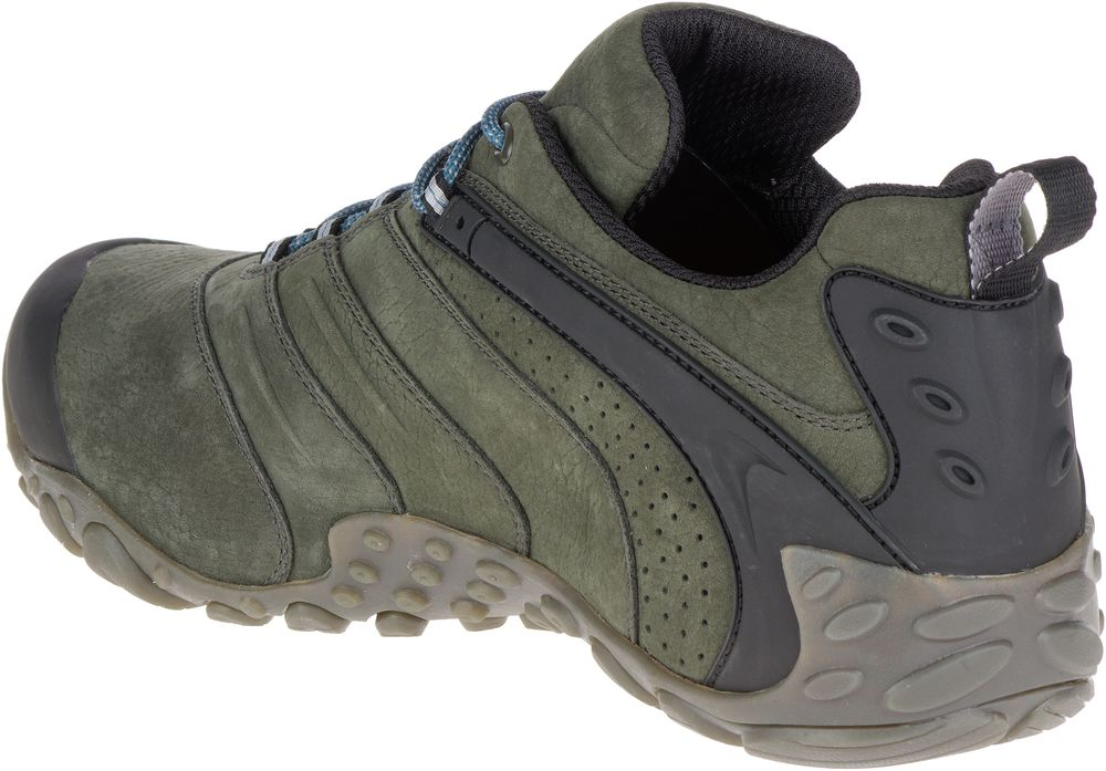 MERRELL-Chameleon-II-LTR-Outdoor-Hiking-Trekking-Trainers-Athletic-Shoes-Mens thumbnail 4