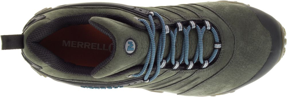 MERRELL-Chameleon-II-LTR-Outdoor-Hiking-Trekking-Trainers-Athletic-Shoes-Mens thumbnail 5