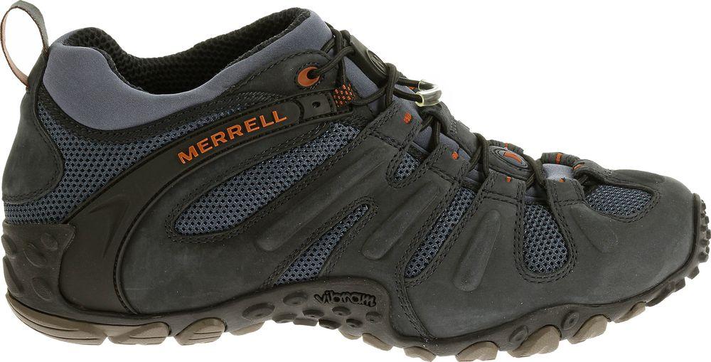 MERRELL-Chameleon-II-Stretch-Trekking-de-Randonnee-en-Plein-Air-Chaussures-De-Sport-Homme-Nouveau miniature 3