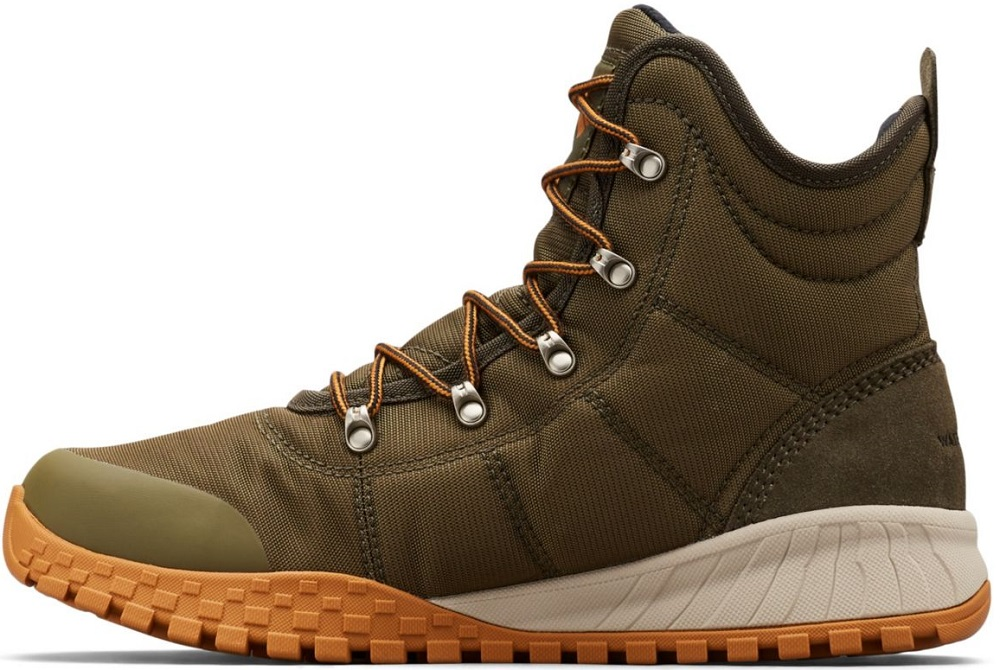 miniature 9 - COLUMBIA-Fairbanks-Impermeable-Isolantes-Sneakers-Chaussures-Bottes-pour-Hommes