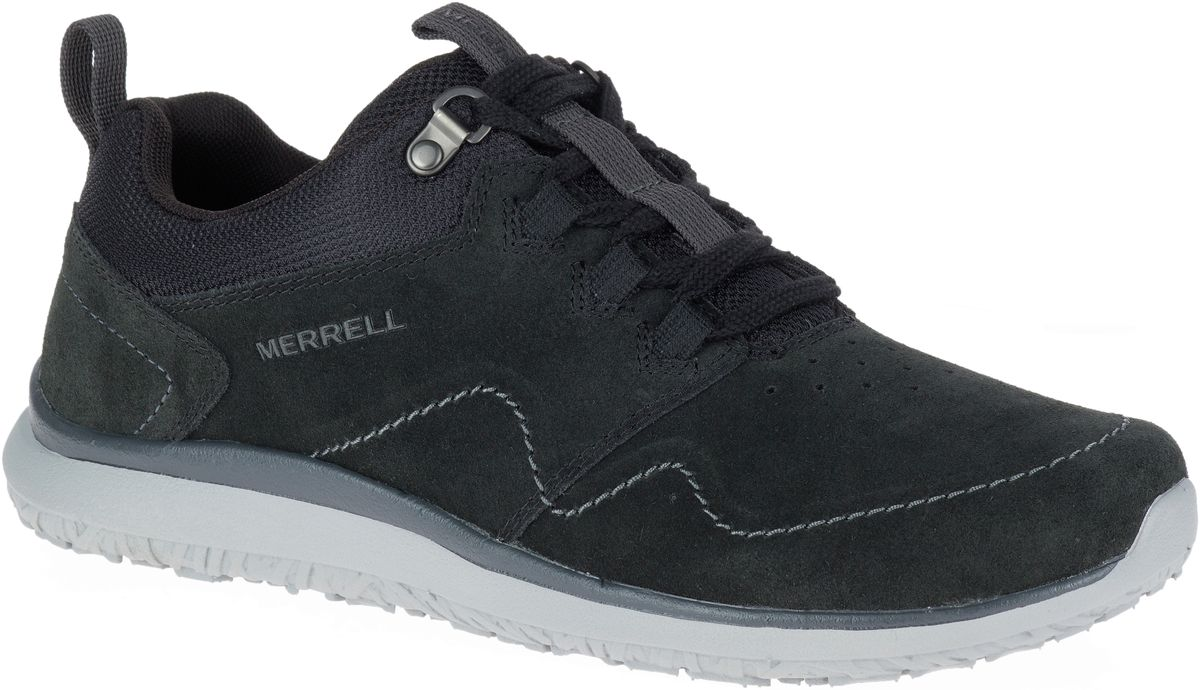 Merrell Gateway Uomo Locksley Lace Pelle Uomo Gateway Hiking  Shoes Outdoor Trainers dd96b1
