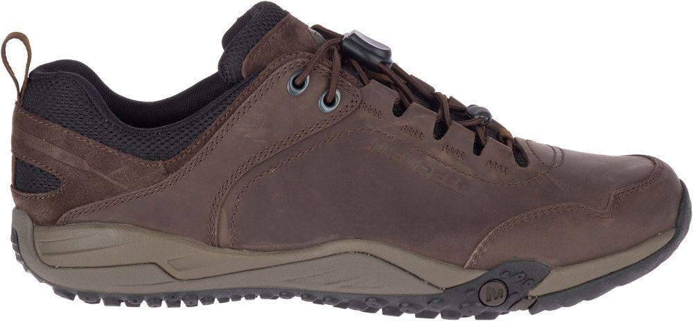 MERRELL-Helixer-Morph-Sneakers-de-Marche-Baskets-Chaussures-pour-Hommes-Nouveau miniature 3