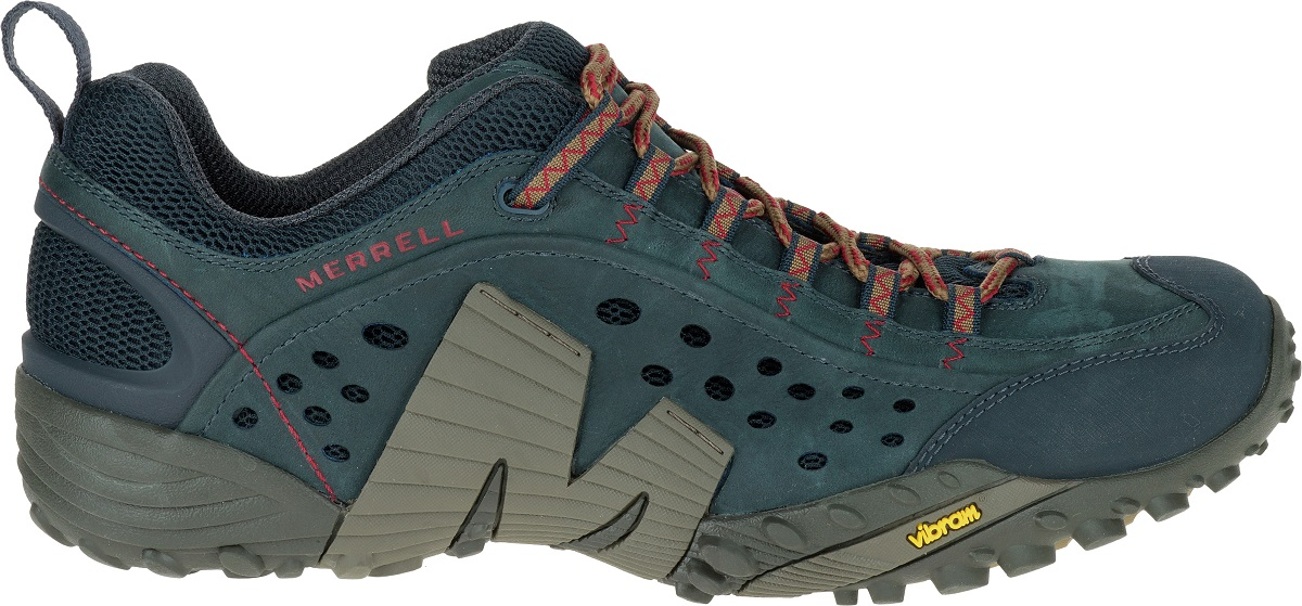 MERRELL-Intercept-Outdoor-Hiking-Trekking-Trainers-Athletic-Shoes-Mens-All-Size thumbnail 3