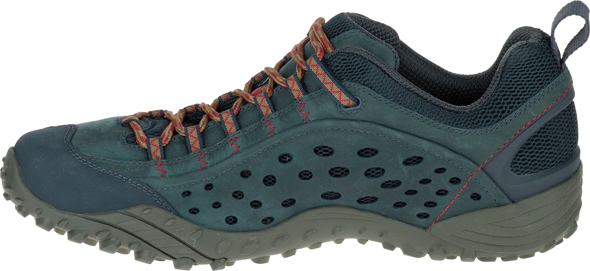 MERRELL Intercept Outdoor Hiking Trekking Athletic Trainers Shoes Mens All Size