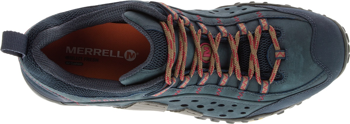 MERRELL-Intercept-Outdoor-Hiking-Trekking-Trainers-Athletic-Shoes-Mens-All-Size thumbnail 5