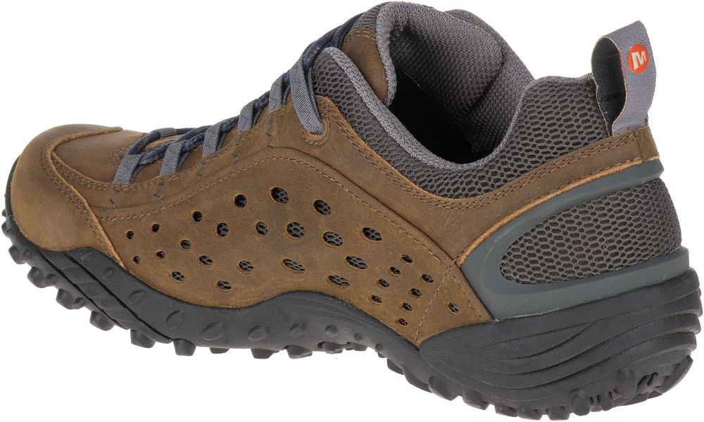 MERRELL-Intercept-Outdoor-Hiking-Trekking-Trainers-Athletic-Shoes-Mens-All-Size thumbnail 14