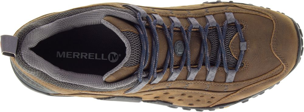MERRELL-Intercept-Outdoor-Hiking-Trekking-Trainers-Athletic-Shoes-Mens-All-Size thumbnail 15