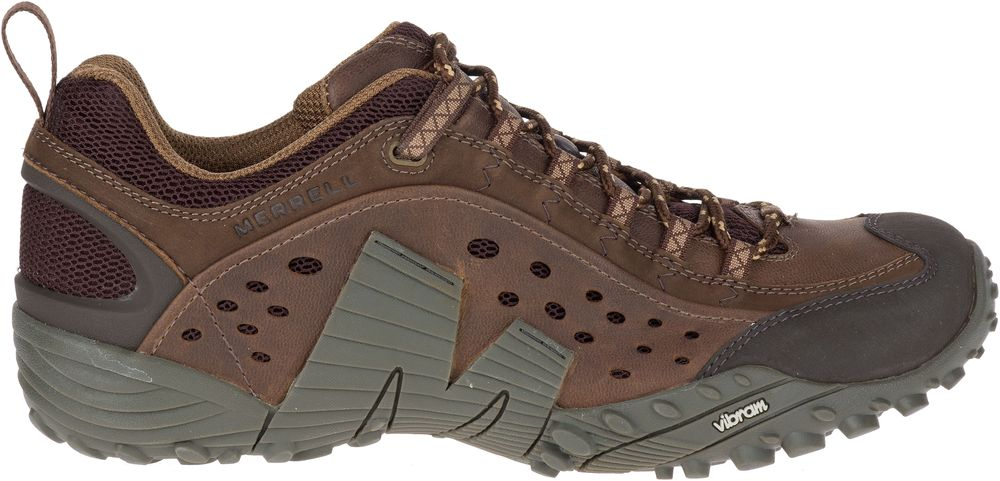 MERRELL-Intercept-de-Marche-de-Randonnee-Baskets-Chaussures-pour-Hommes-Nouveau miniature 23