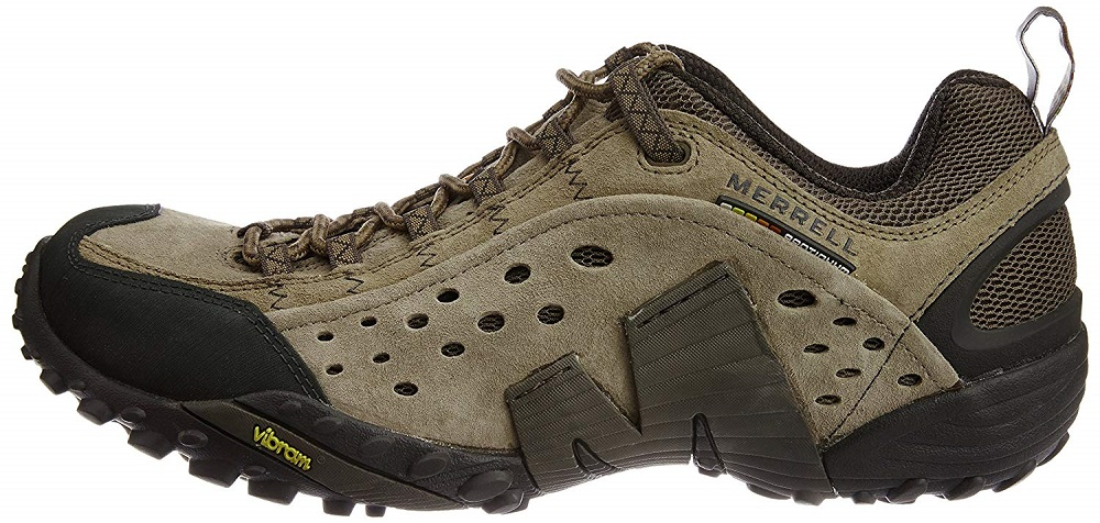MERRELL-Intercept-Outdoor-Hiking-Trekking-Trainers-Athletic-Shoes-Mens-All-Size thumbnail 19