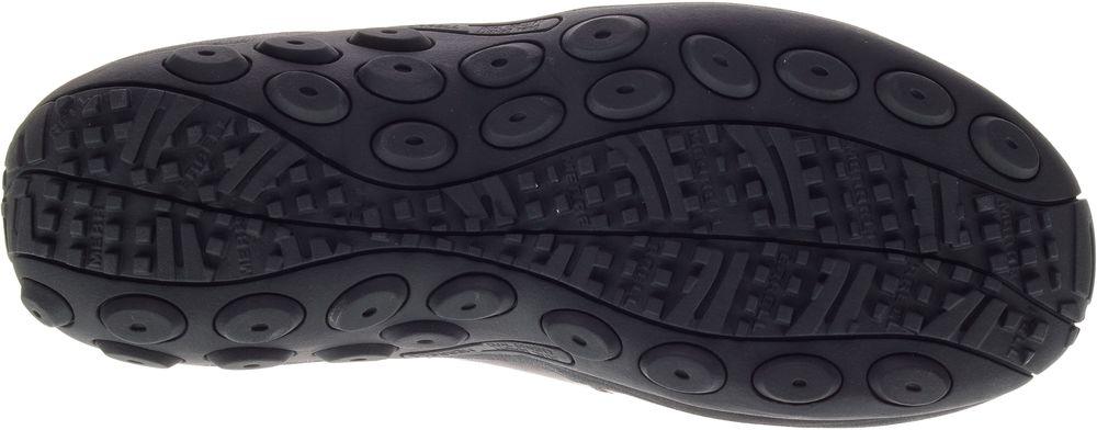 miniature 11 - MERRELL Jungle Moc Prime Cuir Sneakers Baskets à Enfiler Chaussures pour Hommes
