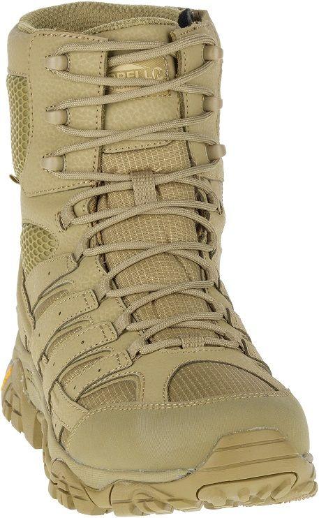 MERRELL-Moab-2-8-034-Waterproof-Tactiques-Militaires-de-Combat-Bottes-pour-Hommes miniature 3