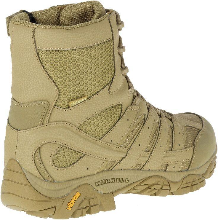 MERRELL-Moab-2-8-034-Waterproof-Tactiques-Militaires-de-Combat-Bottes-pour-Hommes miniature 8