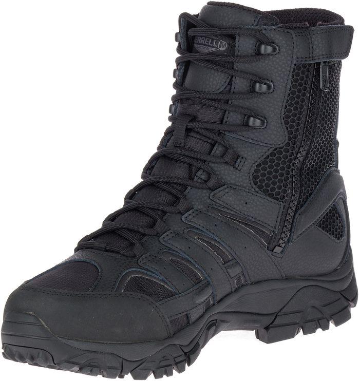 MERRELL-Moab-2-8-034-Waterproof-Tactiques-Militaires-de-Combat-Bottes-pour-Hommes miniature 13