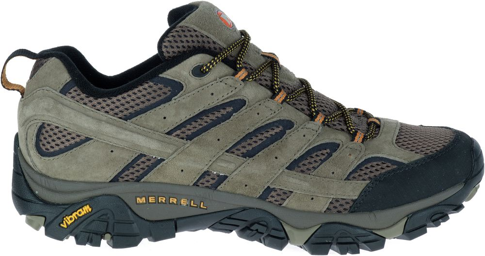 MERRELL-Moab-2-Ventilator-Outdoor-Hiking-Trekking-Trainers-Athletic-Shoes-Mens thumbnail 3