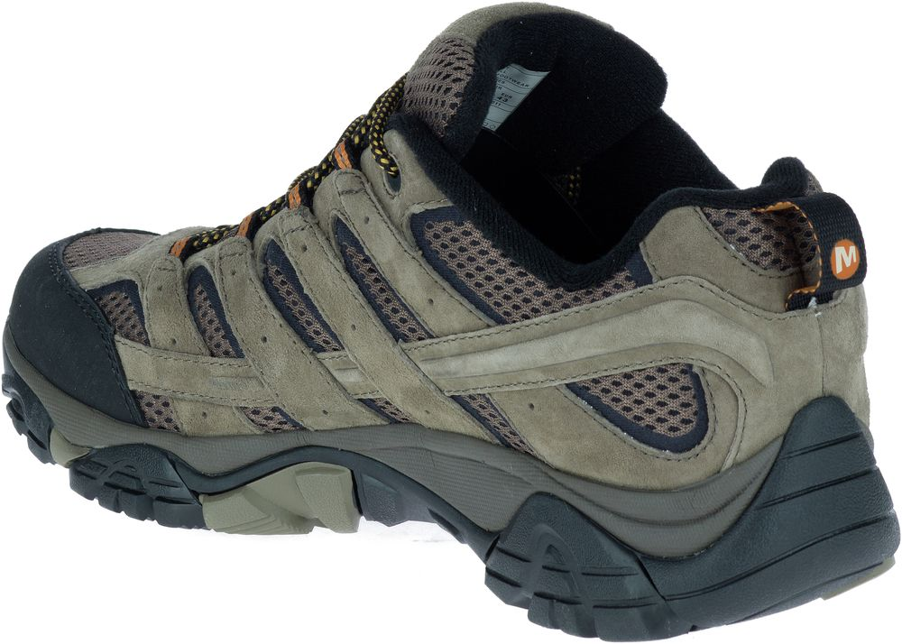 MERRELL-Moab-2-Ventilator-Outdoor-Hiking-Trekking-Trainers-Athletic-Shoes-Mens thumbnail 4