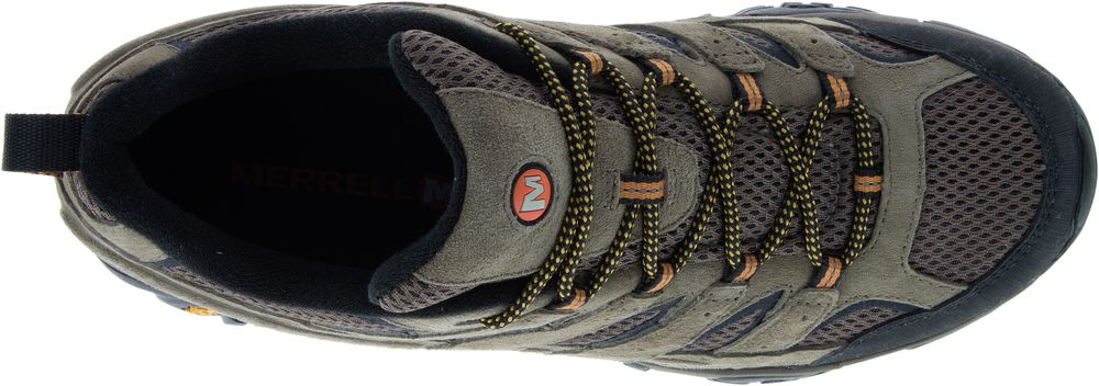 MERRELL-Moab-2-Ventilator-Outdoor-Hiking-Trekking-Trainers-Athletic-Shoes-Mens thumbnail 5