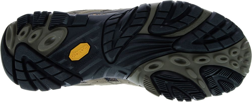 MERRELL-Moab-2-Ventilator-Outdoor-Hiking-Trekking-Trainers-Athletic-Shoes-Mens thumbnail 6