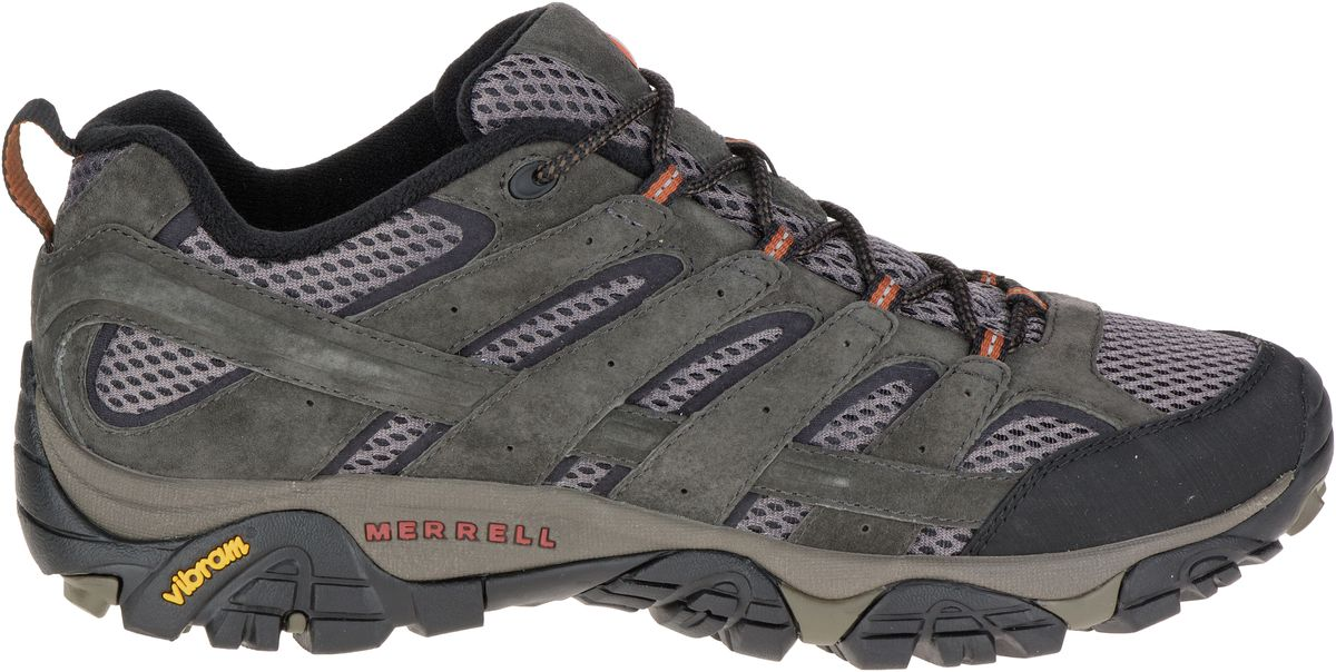 MERRELL-Moab-2-Ventilator-Outdoor-Hiking-Trekking-Trainers-Athletic-Shoes-Mens thumbnail 8