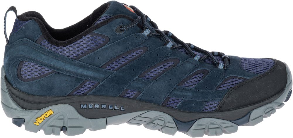 MERRELL-Moab-2-Ventilator-Outdoor-Hiking-Trekking-Trainers-Athletic-Shoes-Mens thumbnail 18