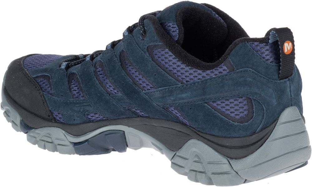 MERRELL-Moab-2-Ventilator-Outdoor-Hiking-Trekking-Trainers-Athletic-Shoes-Mens thumbnail 19