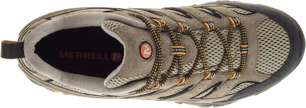 MERRELL-Moab-2-Ventilator-Outdoor-Hiking-Trekking-Trainers-Athletic-Shoes-Mens thumbnail 25