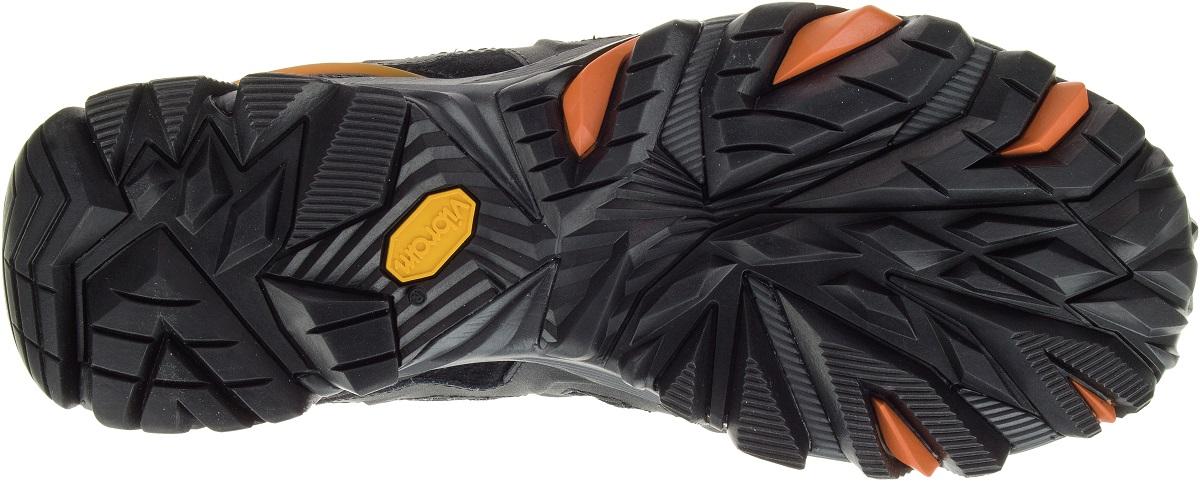 Merrell Moab FST Turnschuhe LTR Herren Schuhe Trekkingschuhe Leder Turnschuhe FST Sneakers Neu b75deb