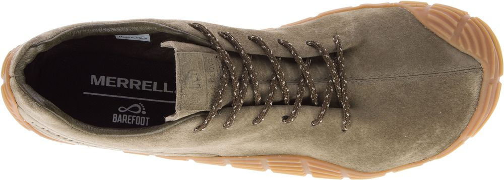 miniature 5 - MERRELL-Move-Glove-Barefoot-d-039-entrainement-Trail-Baskets-Chaussures-pour-Hommes