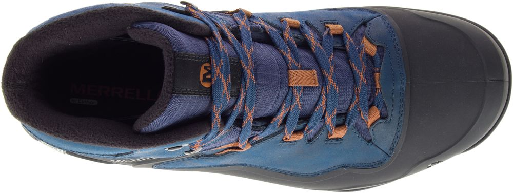b804028c30f Details about MERRELL Overlook 6 Ice+ Waterproof Insulated Warm Winter  Shoes Boots Mens New