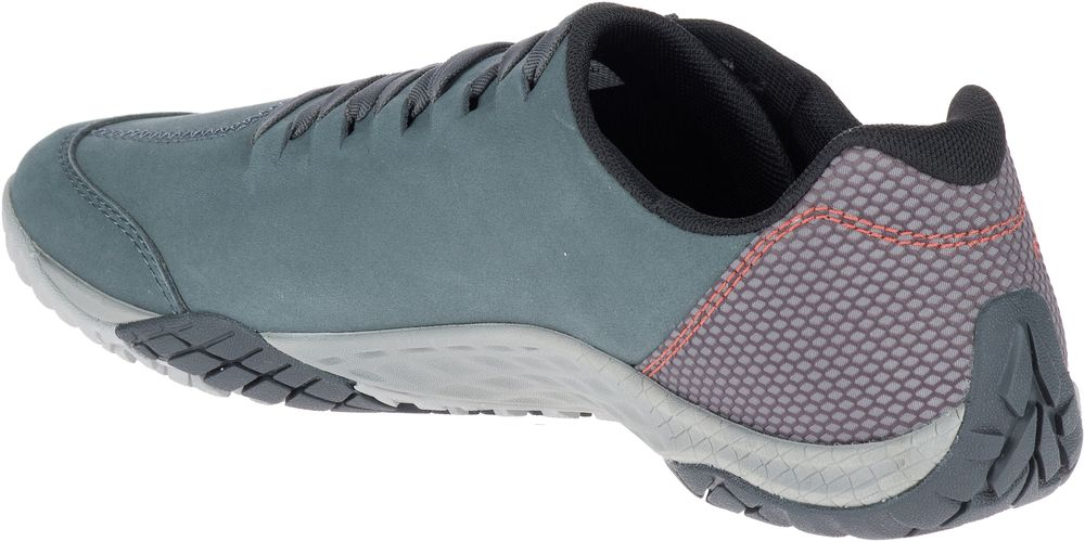 MERRELL-Parkway-Emboss-Lace-Barefoot-Sneakers-Baskets-Chaussures-pour-Hommes miniature 14