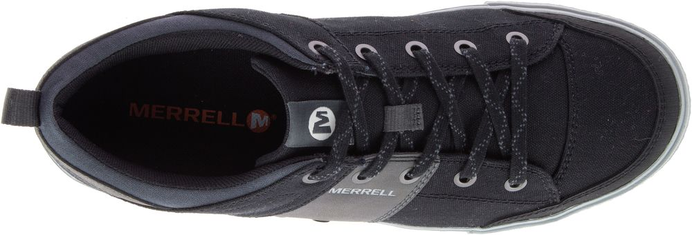 MERRELL-Rant-Discovery-Lace-Canvas-Sneakers-Casual-Athletic-Shoes-Mens-All-Size thumbnail 5