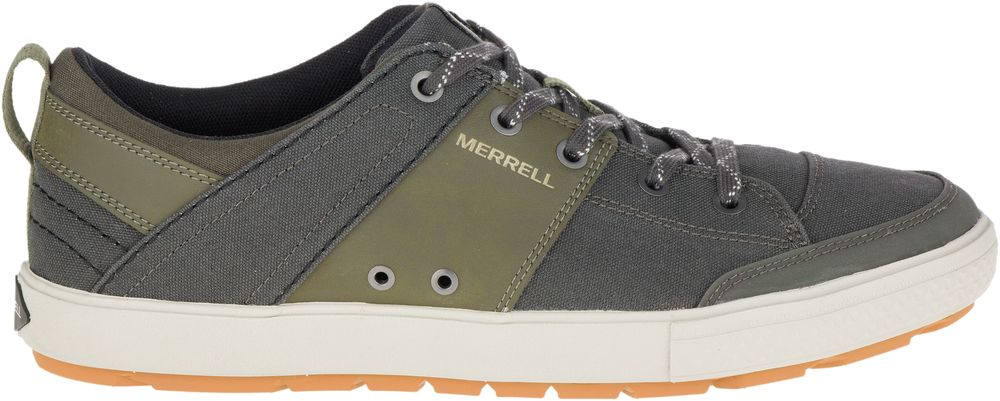 MERRELL-Rant-Discovery-Lace-Canvas-Sneakers-Casual-Athletic-Shoes-Mens-All-Size thumbnail 8