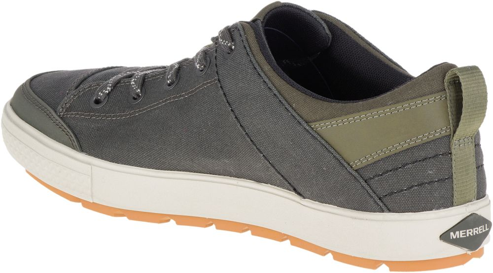 MERRELL-Rant-Discovery-Lace-Canvas-Sneakers-Casual-Athletic-Shoes-Mens-All-Size thumbnail 9