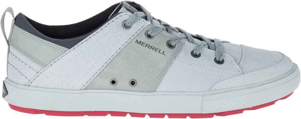 MERRELL-Rant-Discovery-Lace-Canvas-Sneakers-Casual-Athletic-Shoes-Mens-All-Size thumbnail 13