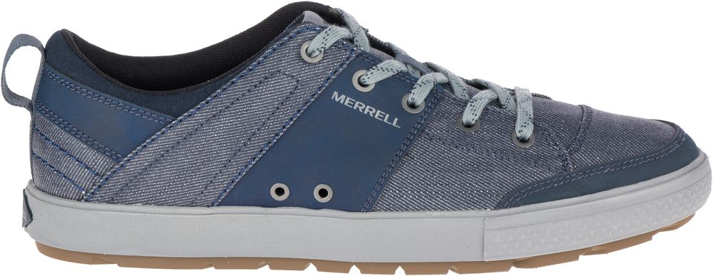 MERRELL-Rant-Discovery-Lace-Canvas-Sneakers-Casual-Athletic-Shoes-Mens-All-Size thumbnail 18