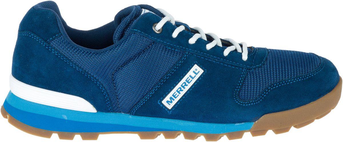Merrell Solo Freizeit Herren Sneakers Leder Schuhe Freizeit Solo Turnschuhe Trekkingschuhe Neu 2ccf87