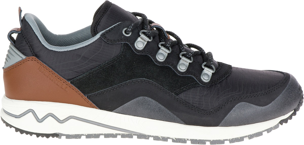 Merrell Stowe Damen Sneakers Leder Freizeitschuhe Schuhe Freizeitschuhe Leder Sneakers Turnschuhe Neu c9c42b