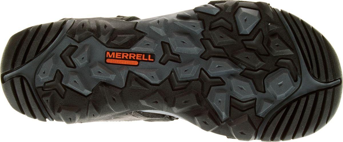 Merrell Telluride Hommes Strap  s Hommes Telluride en Cuir De Marche Été Chaussures Sport 99f052