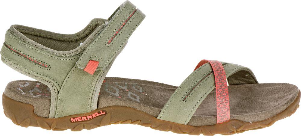 MERRELL-Terran-Cross-II-Outdoor-Sport-Casual-Travel-Sandals-Womens-New-All-Size thumbnail 8